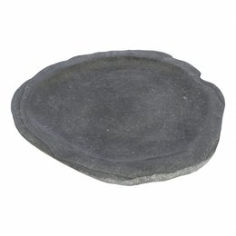 River Stone Tray Flores