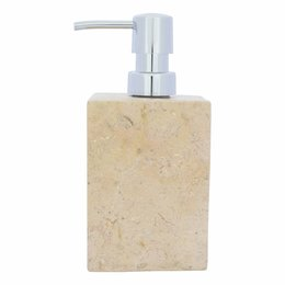 Indomarmer Marble Soap dispenser Java Squa