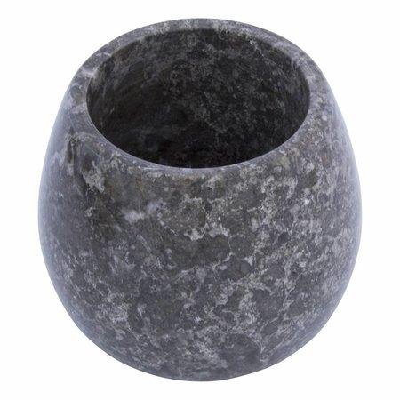 Indomarmer Marmor Toilettenbürstenhalter Lya