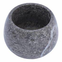 Marmor Zahnbürstenbecher Lya