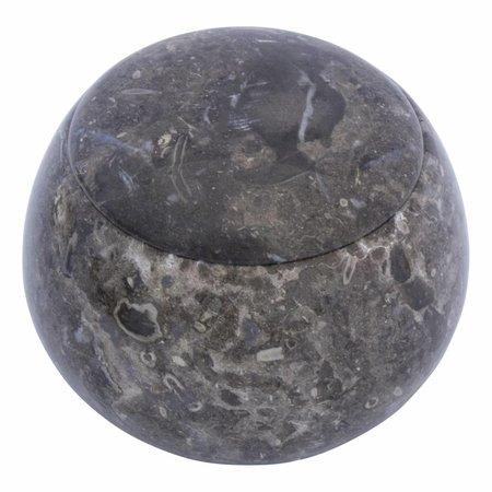 Indomarmer 5-Piece Marble bath set Lya