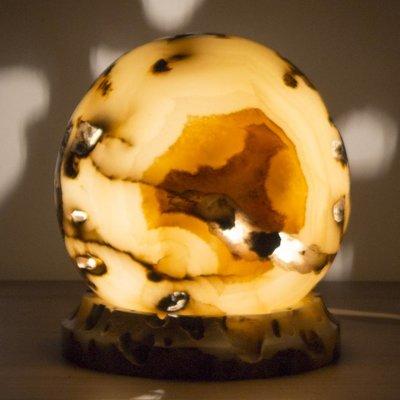 Ball lamp Onyx