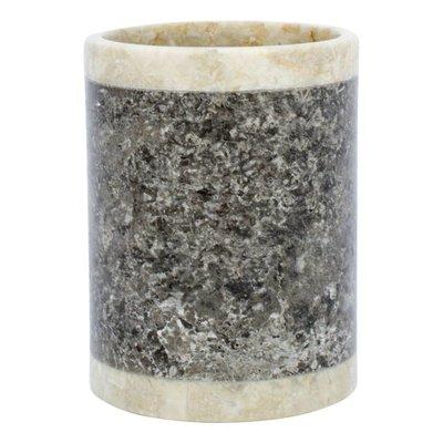 Marble Toothbrush Cup Medang