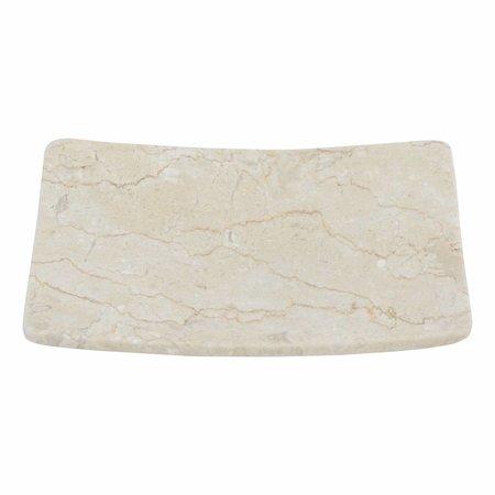 Indomarmer Marble soap dish Vania