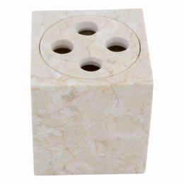Marmor Zahnbürstenhalter Vania