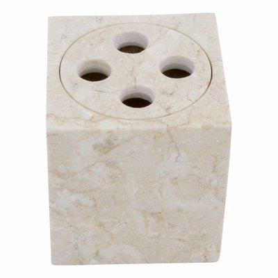 Indomarmer Marmor Zahnbürstenhalter Vania