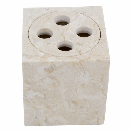 Indomarmer 6-piece marble bath set Vania