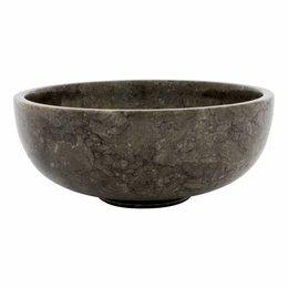 Black Marble Fruit bowl Ø 25 cm