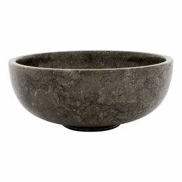 Indomarmer Black Marble Fruit bowl Ø 25 cm