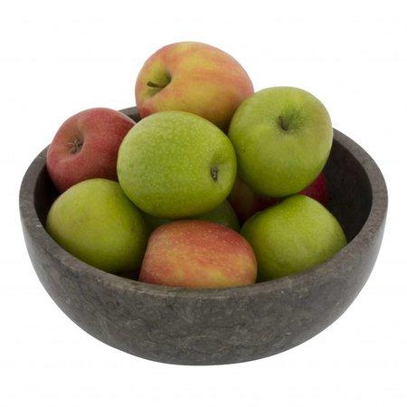Indomarmer Black Marble Fruit bowl Ø 25 cm
