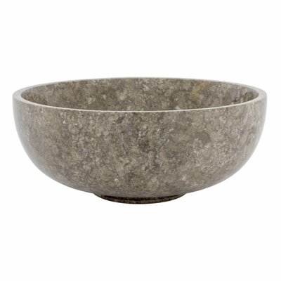 Gray Marble Fruit bowl Ø 25 cm