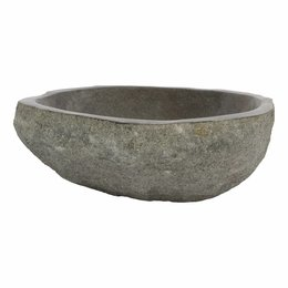 River Stone Fruit Bowl Ø 40 cm
