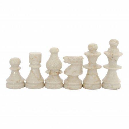 Marble Chessboard 45x45cm Model 3