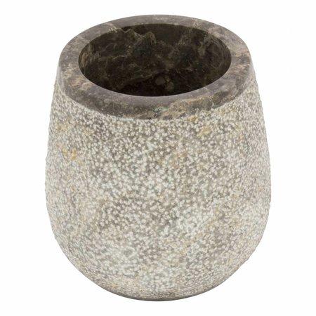 Marble Toilet brush holder Arya