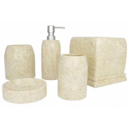 Indomarmer Marmeren Toiletborstelhouder Madewi