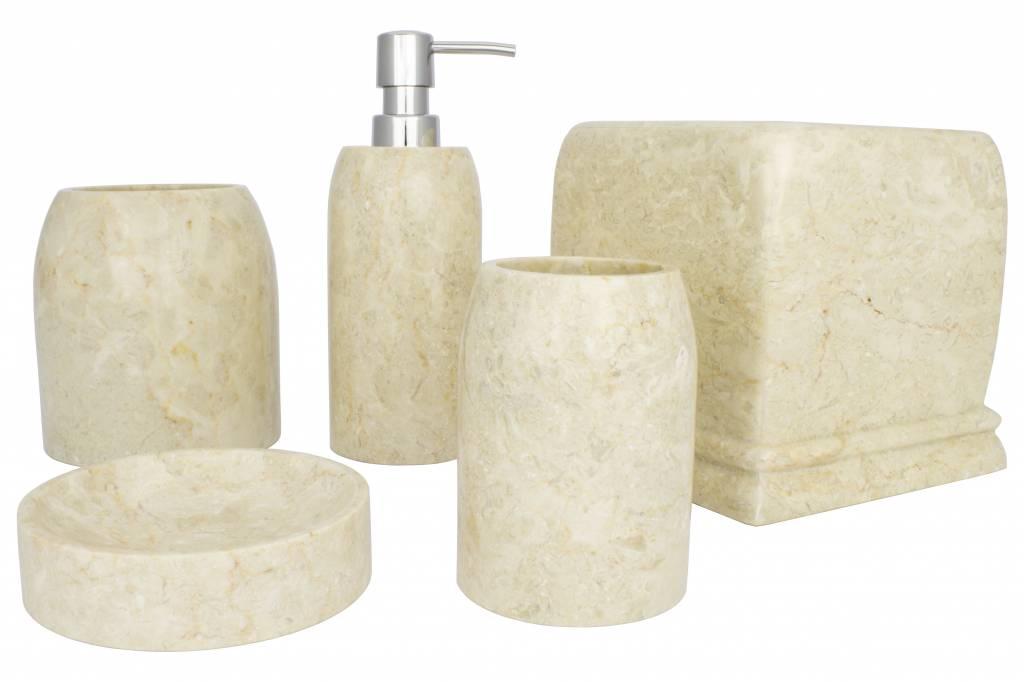 Indomarmer Marble Toilet brush holder Madewi