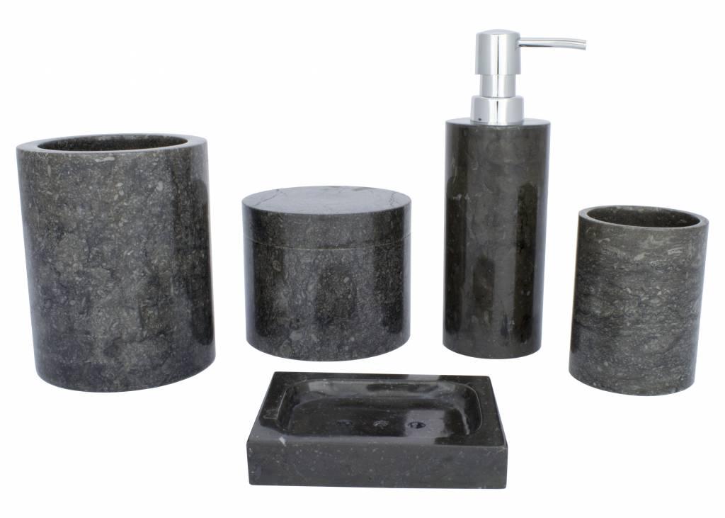 Indomarmer Marble Toilet brush holder Sumatra