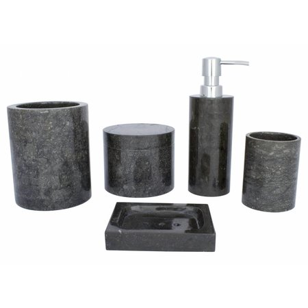Indomarmer Marble Toothbrush Cup Sumatra