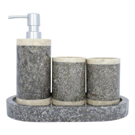 Marmor Serviertablett Medang