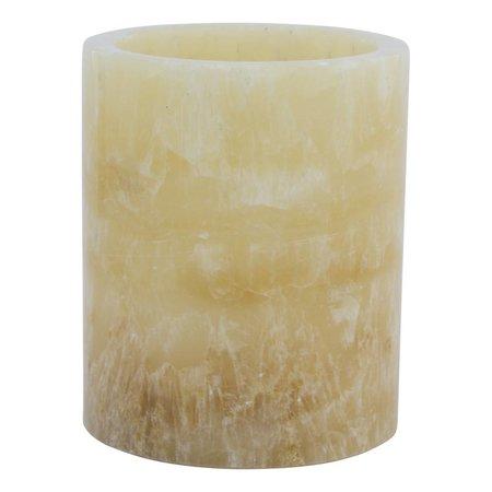 Indomarmer Onyx Toilet brush holder Elang