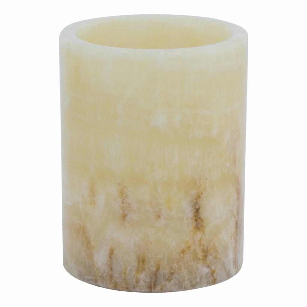 Indomarmer Onyx Toothbrush Cup Elang