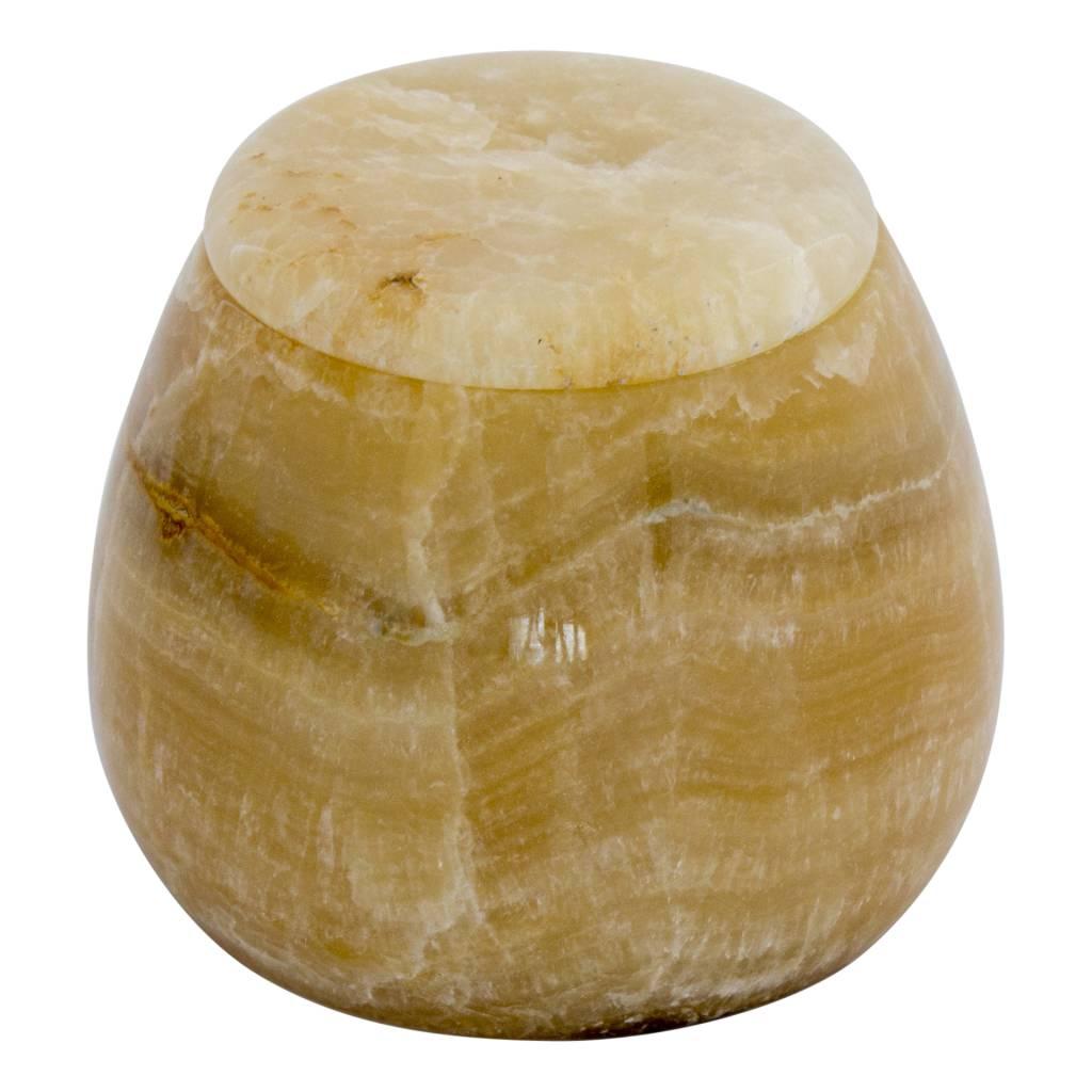 Indomarmer Onyx Jewellery box Senja
