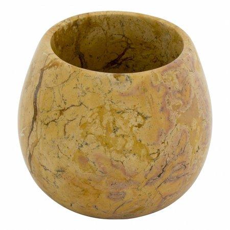 Indomarmer Marble Toilet brush holder Java Dalu