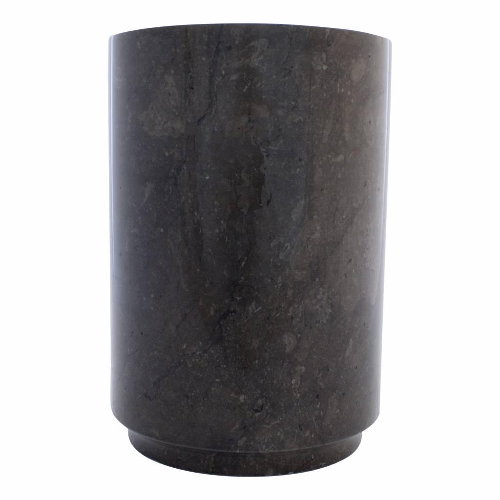 Indomarmer Marmor Papierkorb Bayu