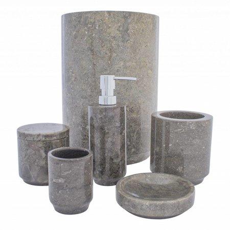Indomarmer Marble Trash Can Dewa