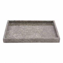 Marmor Serviertablett Losari