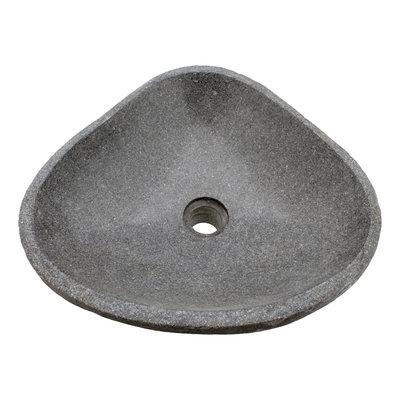 Indomarmer Rivierstenen Waskom 43x39x15cm