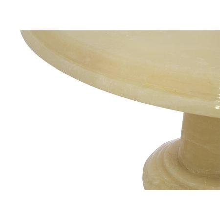 Indomarmer Onyx Salontafel Rond Ø80xH45 cm