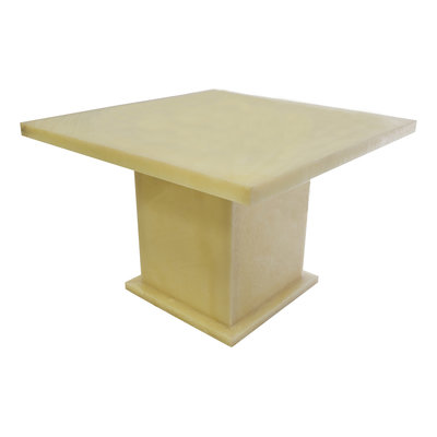 Indomarmer Onyx Dining table Square 120x120x79 cm