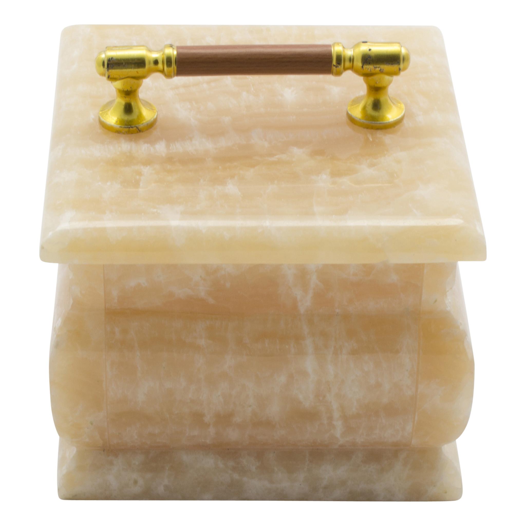 Indomarmer Box of Onyx
