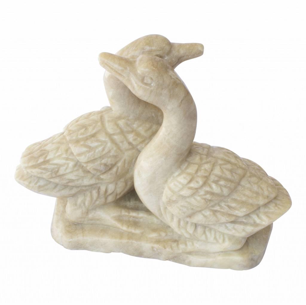 Indomarmer Duck Twins Onyx