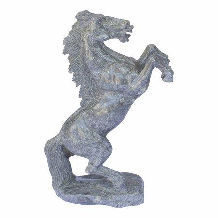 Indomarmer Black Horse Marmer