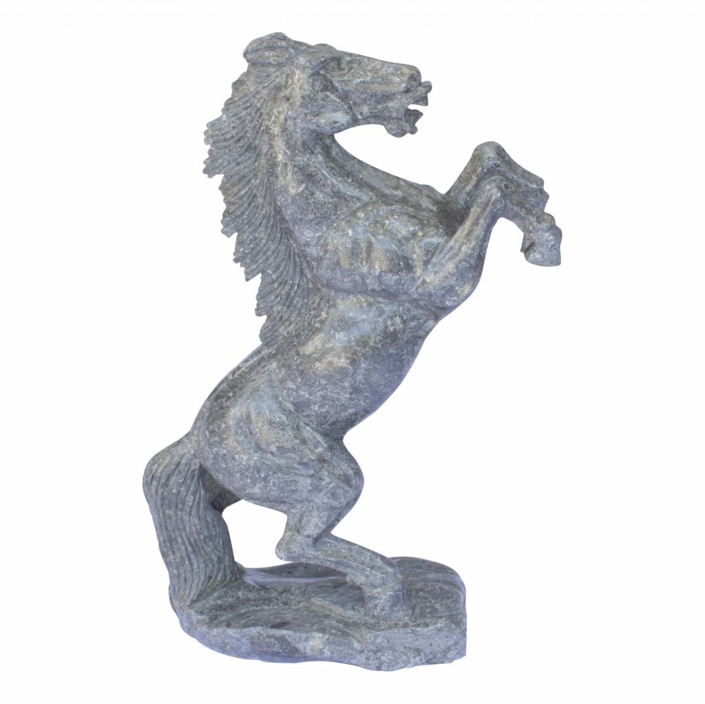 Indomarmer Black Horse Marble