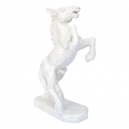 Indomarmer White Horse Marmer