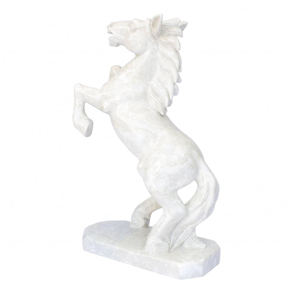 Indomarmer White Horse Marmor