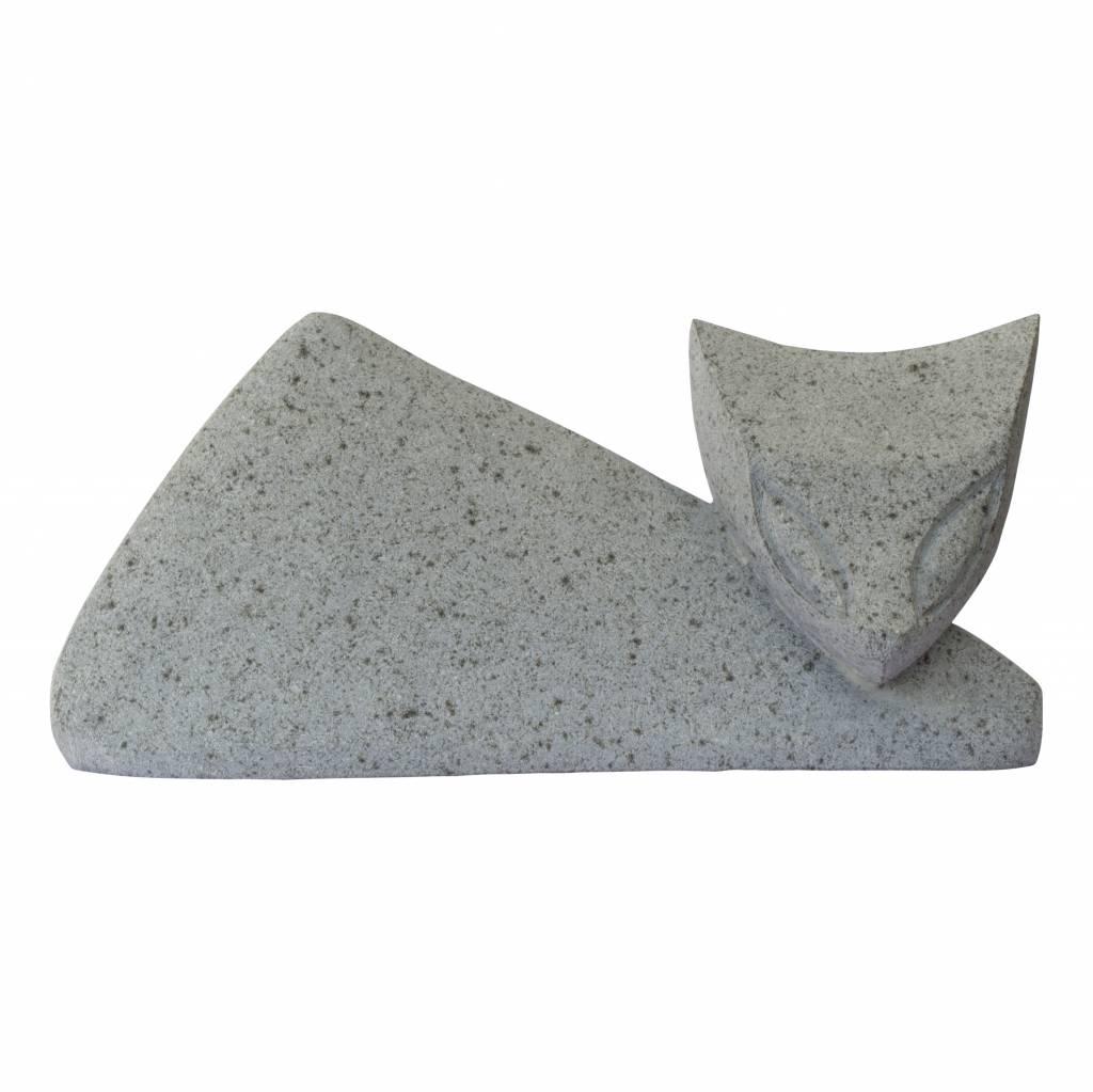 Indomarmer Abstracte Kat Riviersteen