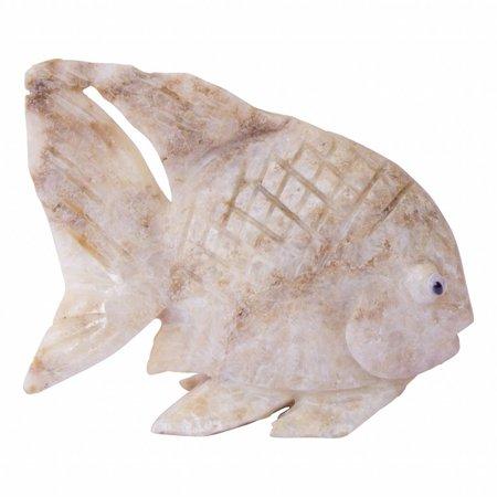 Indomarmer Fischlein aus Onyx