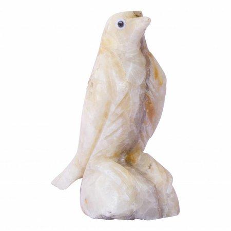 Indomarmer Vogeltje Van Onyx
