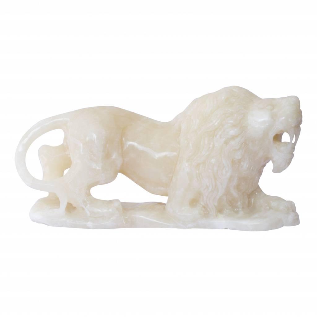 Indomarmer Leeuw van Onyx