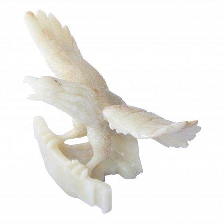 Indomarmer Adler aus Onyx