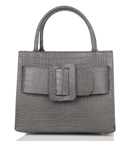 Julia's Bags Damestas Marquerite Grijs