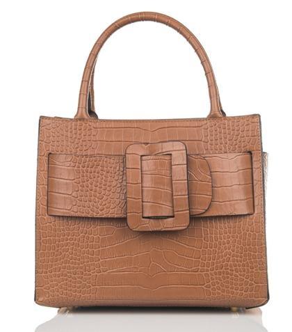 Julia's Bags Damestas Marquerite bruin