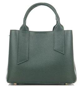 Julia's Bags Damestas Anna , donker Groen