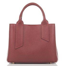 Julia's Bags Damestas Anna , donker Rood