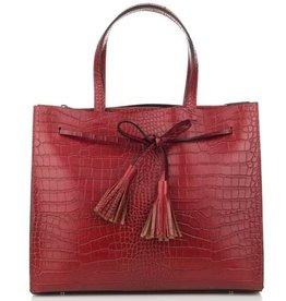 Julia's Bags Damestas Nova-Rood