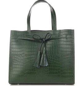Julia's Bags Damestas Nova-donker-Groen